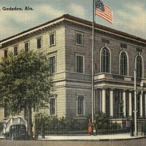 Gadsden, AL, U.S. Post Office