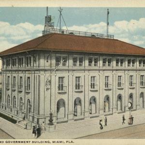 Miami, FL, Post Office and Government Building