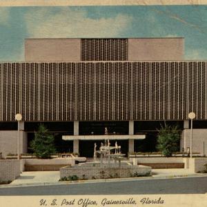 Gainesville, FL, U. S. Post Office