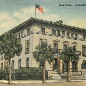 Fernandina, FL, Post Office