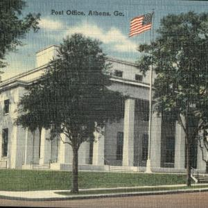 Athens, GA, Post Office 10