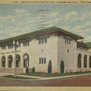 Clearwater, FL, United States Post Office